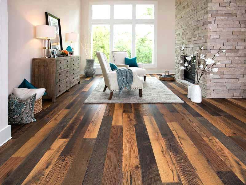 đặc tính sàn gỗ công nghiệp