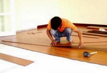 Bảo hành sàn gỗ công nghiệp-sửa chữa ván sàn