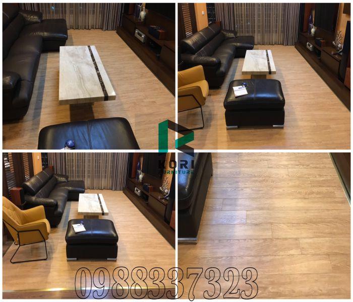 Làm sàn gỗ tại Hà Nội giá rẻ