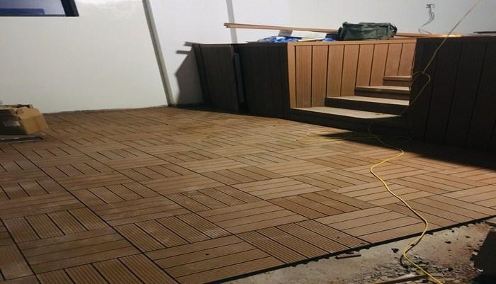 sàn gỗ vỉ