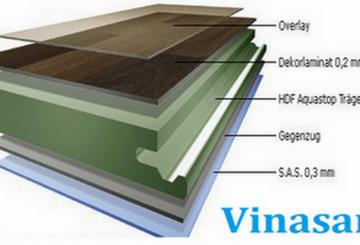 Sàn gỗ thái lan có tốt không – 4 mẫu sàn gỗ công nghiệp cao cấp, giá tốt.
