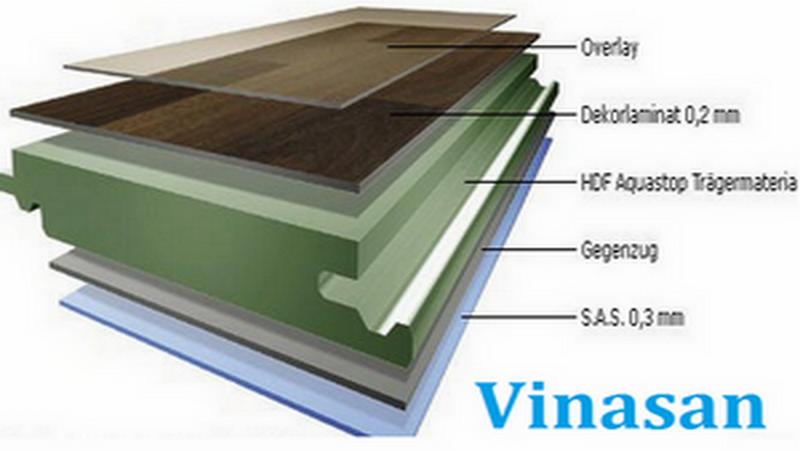 cấu tạo sàn gỗ thái lan