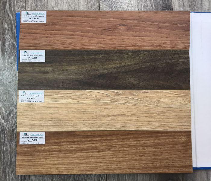 Sàn gỗ Thái Lan cốt xanh
