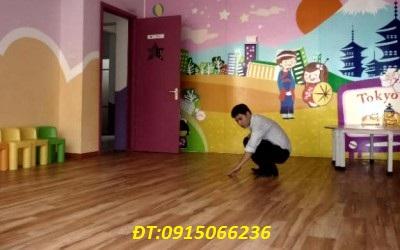 sàn nhựa hà nội, sàn nhựa vân gỗ