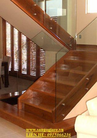 cầu thang gỗ lim nam phi, cầu thang gỗ