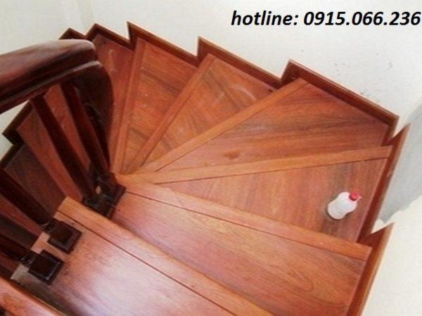 cau thang cong nghiep, cầu thang gỗ công nghiệp, cầu thang
