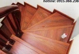 Giá mặt bậc cầu thang gỗ công nghiệp;