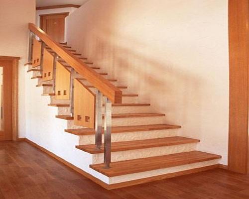 cau thang, cầu thang tự nhiên, cầu thang sồi