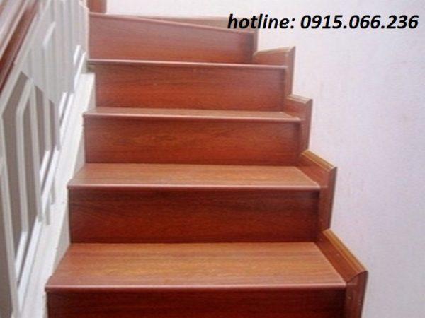 cau thang cong nghiep, cau thang go, cầu thang gỗ công nghiệp
