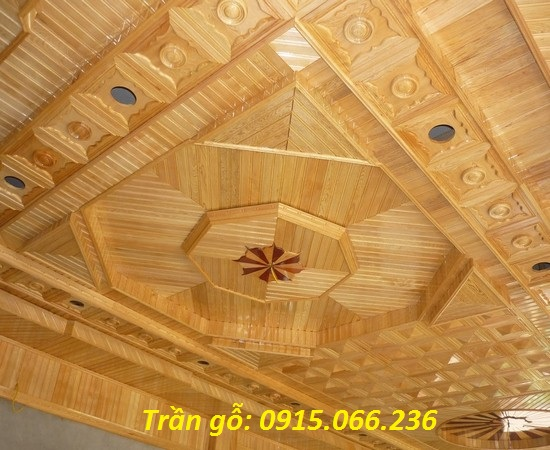 gỗ PƠ MU sang trọng