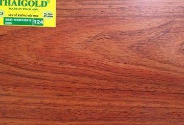 Sàn gỗ Thaigold mã 124