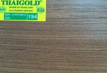 Sàn gỗ Thaigold mã 125