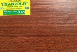 Sàn gỗ Thaigold mã 195;
