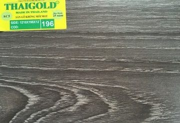 Sàn gỗ Thaigold mã 196
