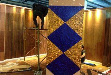 Báo giá ốp tường nhựa giả vân gỗ [HOT] – Các loại mẫu tấm nhựa ốp