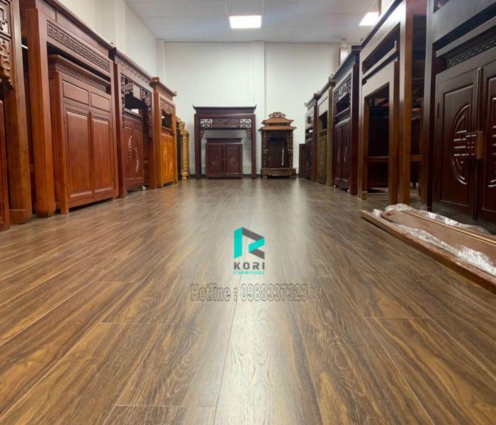 Sàn gỗ châu âu 12mm