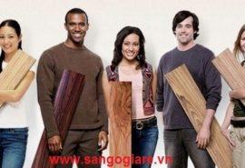 Sàn gỗ châu âu;