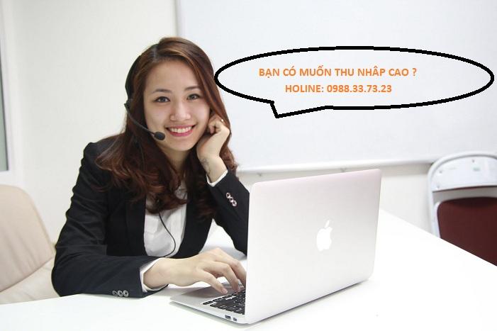 Ứng viên kinh doanh online