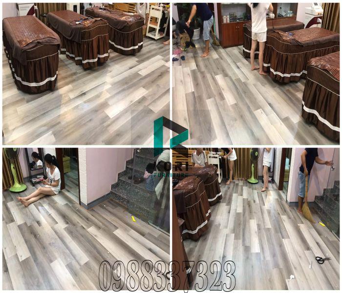 Giá sàn gỗ Malaysia