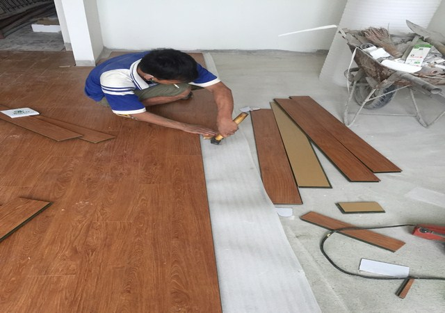 sửa sàn gỗ, sua chua san go, san go