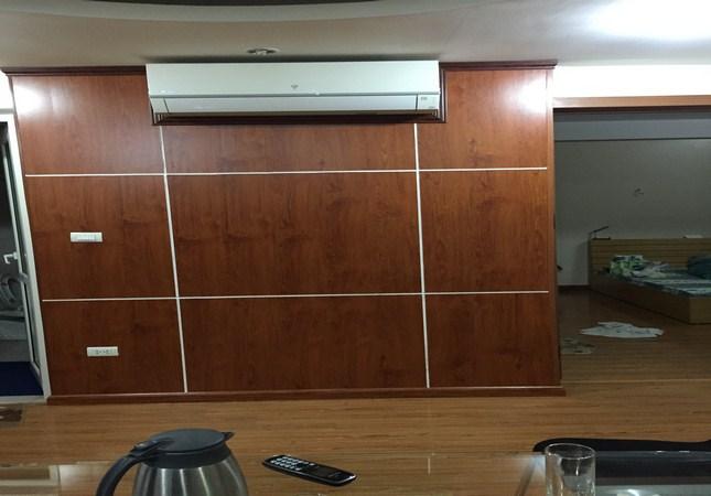 ốp tường, ốp gỗ, gỗ ốp tường, ốp tường phòng khách