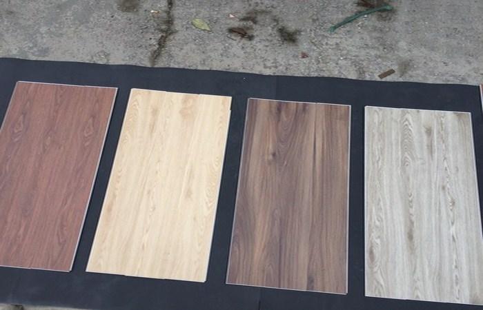 mẫu sàn nhựa giả gỗ hàn quốc, sàn nhựa vân gỗ có hèm khóa,