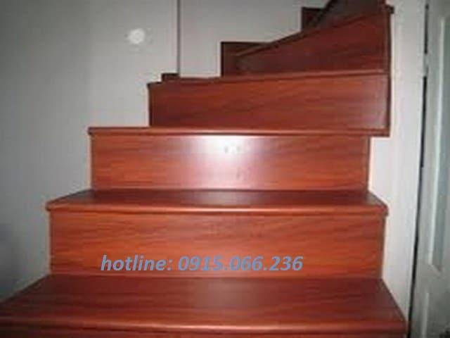 cầu thang gỗ, cầu thang công nghiệp,