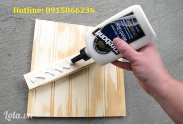 Keo dán gỗ, báo giá keo dán gỗ