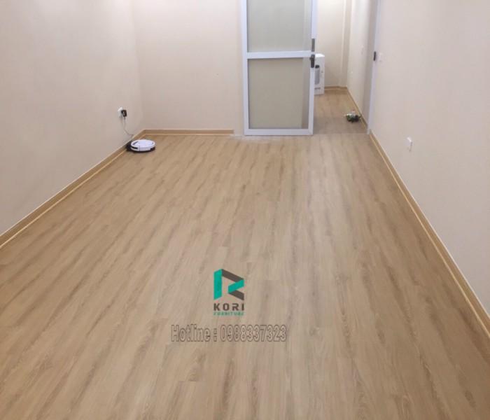 Sàn gỗ công nghiệp CCBM