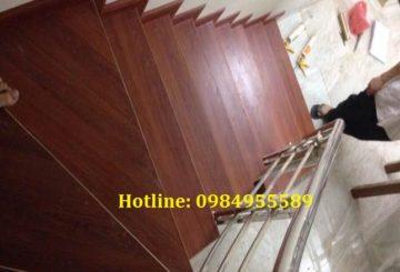 Thi công cầu thang tại Hà Nội