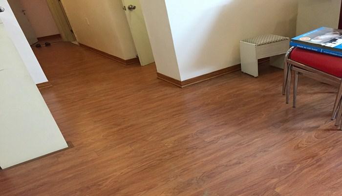 Ván sàn gỗ chống nước tốt nhất