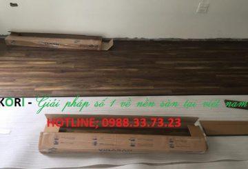 Sàn gỗ nào không ngấm nước – Cách xử lý sàn gỗ bị phồng rộp