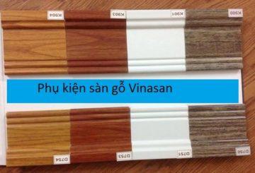 Phụ kiện sàn gỗ, ván sàn gỗ công nghiệp