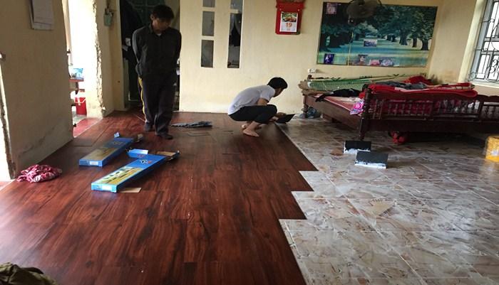 san nhua vinyl, báo giá sàn nhựa  nhập khẩu hàn quốc,