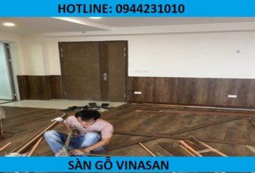 Cách chọn ván sàn gỗ cho phòng khách