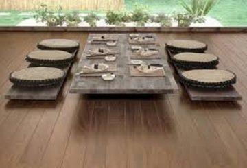 Một số tiện ích khi sử dụng sàn gỗ công nghiệp