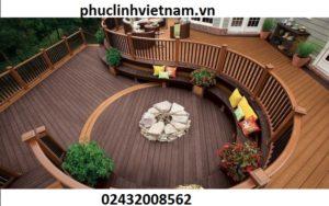 cung cấp ván sàn gỗ ngoài trời giá rẻ, thi công ván gỗ ngoài trời giá rr