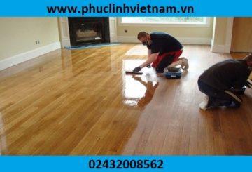 Hướng dẫn lắp đặt và bảo quản sàn gỗ đơn giản tại nhà