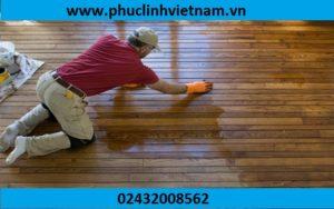 tư vấn vệ sinh ván sàn, cách làm sạch sàn gỗ