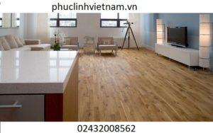 đặc tính của sàn gỗ công nghiệp