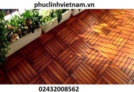 4 điểm lưu ý khi chọn mua sàn gỗ công nghiệp ngoài trời;