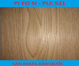 Thi công sàn nhựa pieosi PLC 521 – Dịch vụ cung cấp chuyên nghiệp