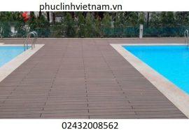 Thương hiệu sàn gỗ chịu nước tốt cho không gian ngoài trời;