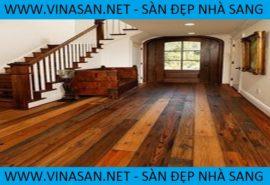 Xu hướng lựa chọn sàn gỗ công nghiệp năm 2018;