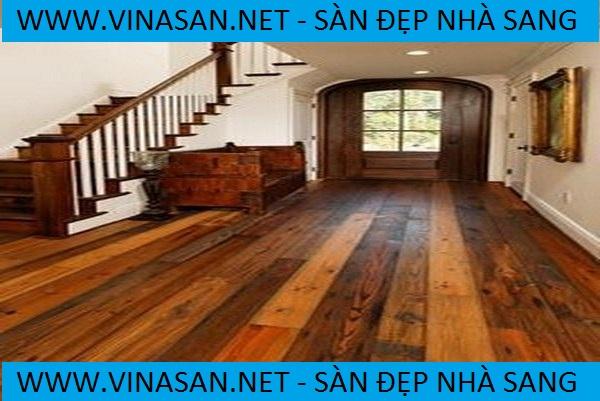 sàn gỗ công nghiệp chính hãng