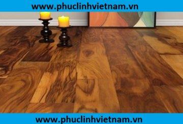 Sàn gỗ công nghiệp chính hãng MASHOME – Malaysia