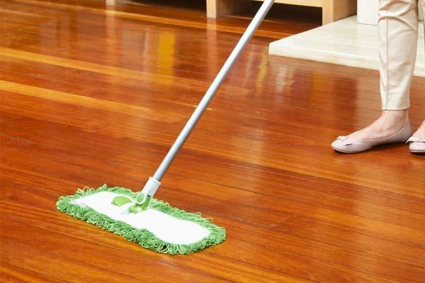 cách sử dụng sàn gỗ kéo dài tuổi thok