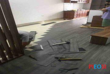 Tư vấn sàn gỗ công nghiệp tại nhà – Sàn gỗ Malaysia, Đức 12mm
