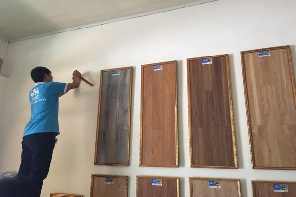 thông tin sàn gỗ vinasan