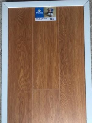Thông tin sàn gỗ công nghiệp BN125